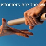 Your customers are the winners