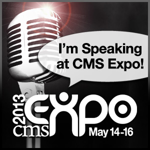 Content Management Systems CMS Expo 2013